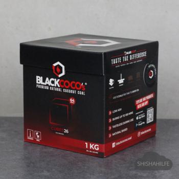 Black Coco's Cubes26 (1kg)