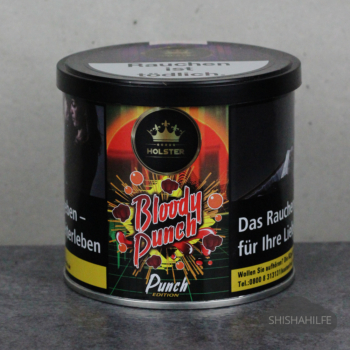 Holster Tabak Bloody Punch