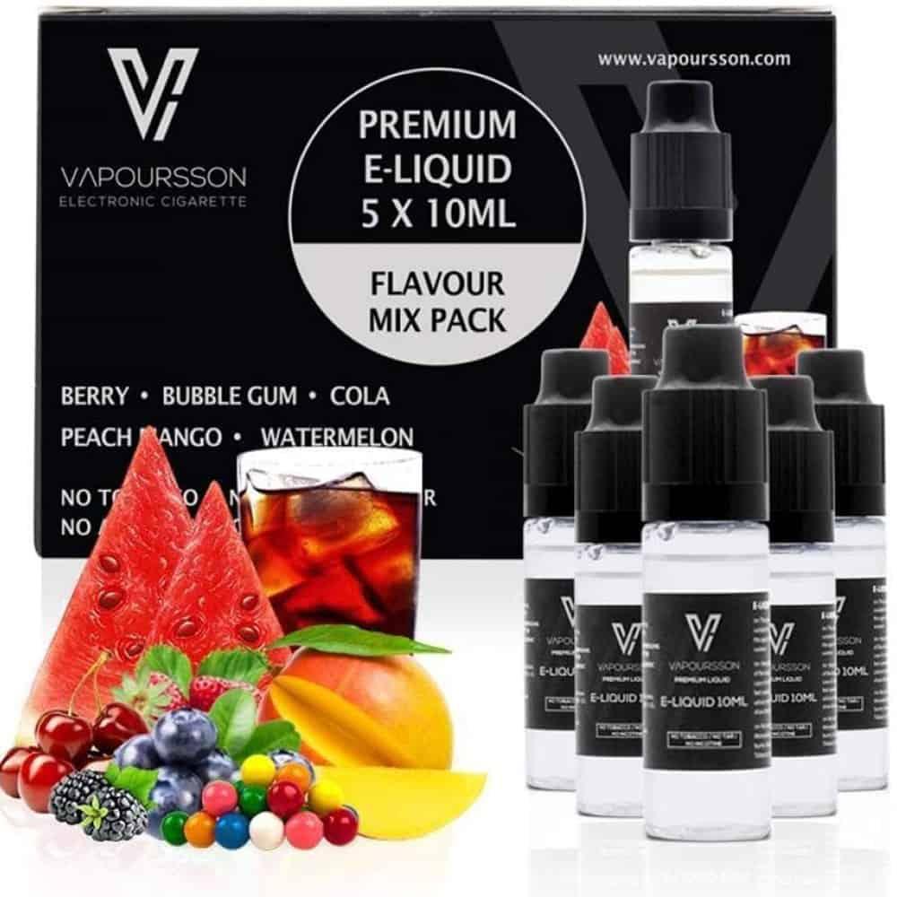 Vapoursson-Liquids