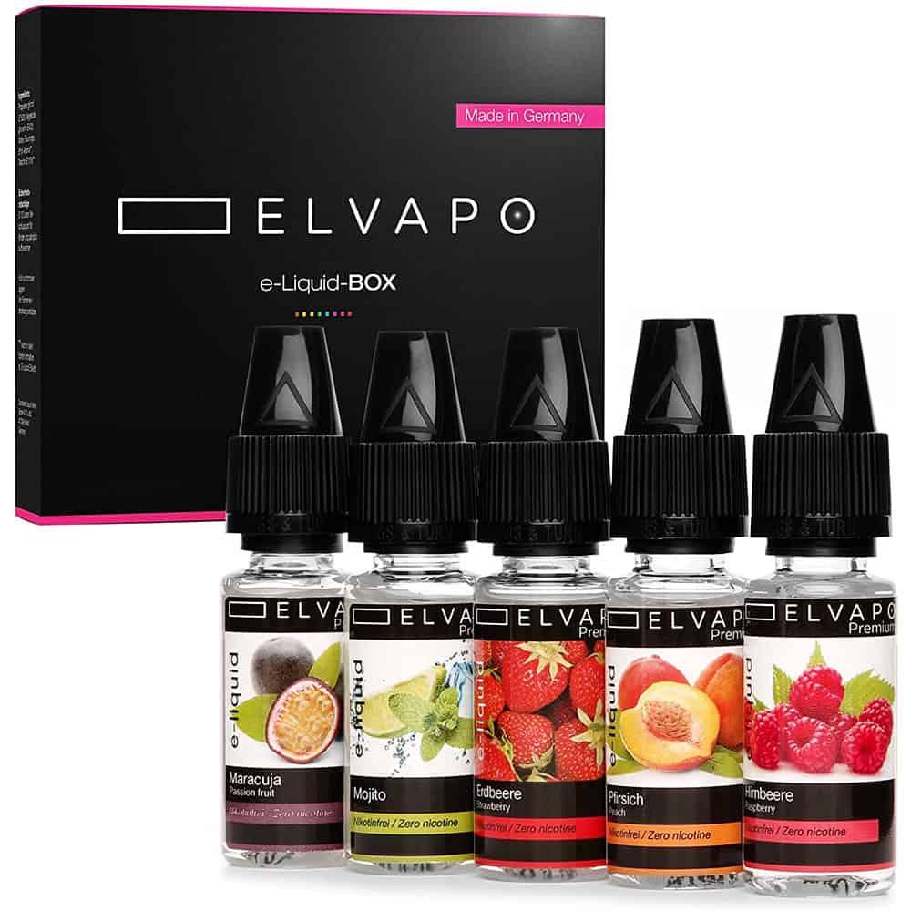 Elvapo-Liquids