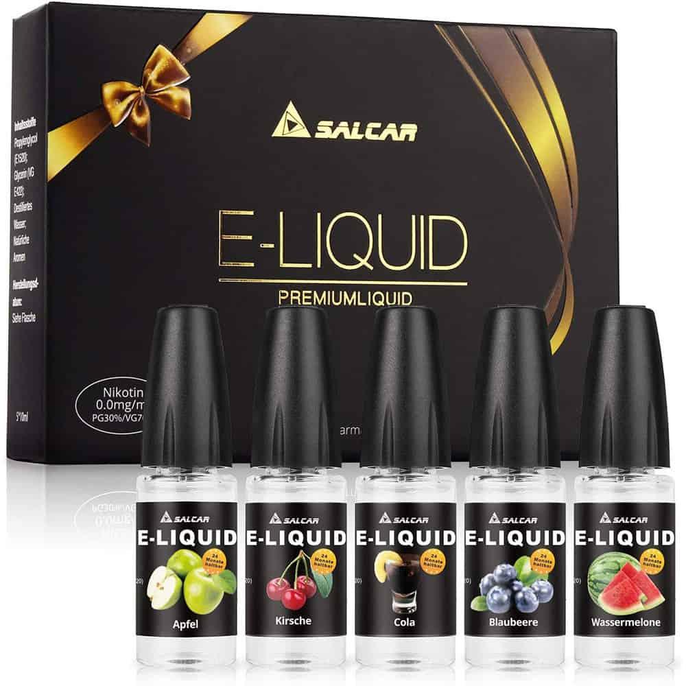 Salcar-Liquids
